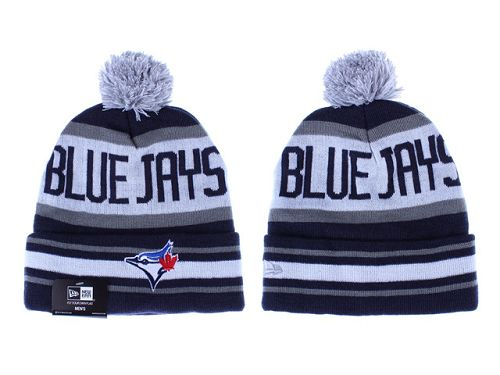 MLB Toronto Blue Jays Stitched Knit Beanies Hats 013