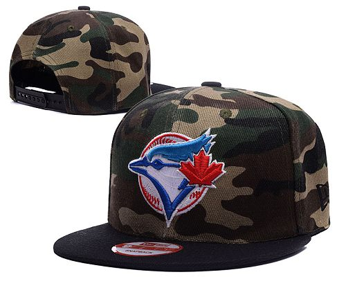 MLB Toronto Blue Jays Stitched Snapback Hats 001