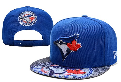 MLB Toronto Blue Jays Stitched Snapback Hats 002