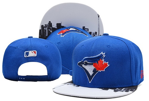 MLB Toronto Blue Jays Stitched Snapback Hats 003
