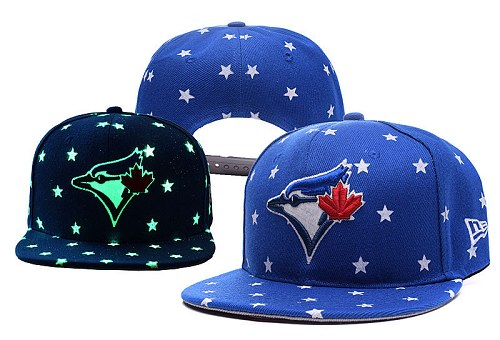 MLB Toronto Blue Jays Stitched Snapback Hats 006