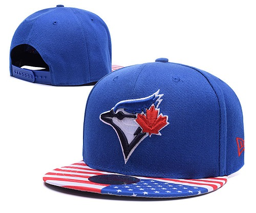 MLB Toronto Blue Jays Stitched Snapback Hats 007