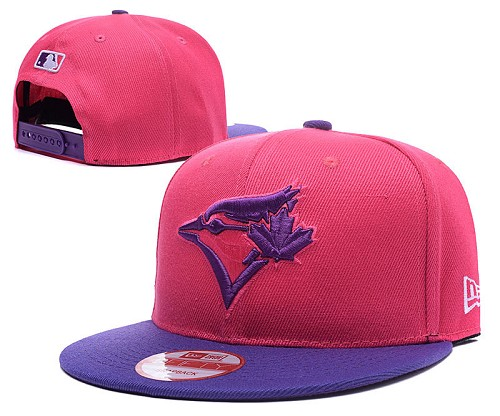 MLB Toronto Blue Jays Stitched Snapback Hats 008