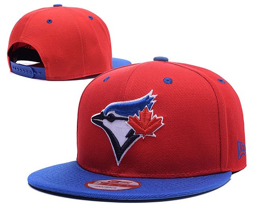 MLB Toronto Blue Jays Stitched Snapback Hats 009