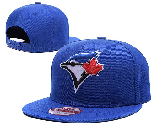 MLB Toronto Blue Jays Stitched Snapback Hats 010