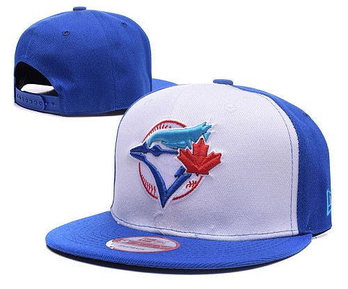 MLB Toronto Blue Jays Stitched Snapback Hats 011