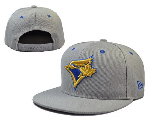 MLB Toronto Blue Jays Stitched Snapback Hats 020