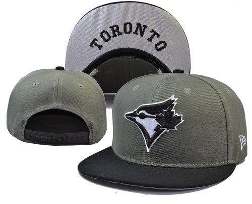 MLB Toronto Blue Jays Stitched Snapback Hats 021