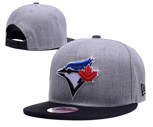 MLB Toronto Blue Jays Stitched Snapback Hats 022