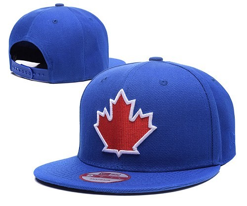 MLB Toronto Blue Jays Stitched Snapback Hats 023