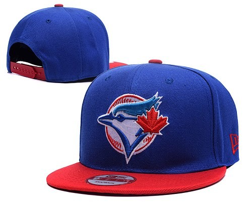 MLB Toronto Blue Jays Stitched Snapback Hats 025