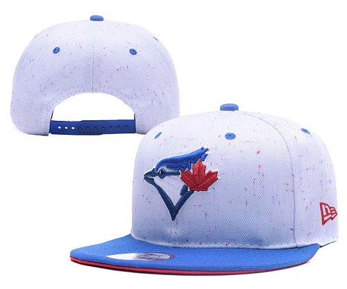 MLB Toronto Blue Jays Stitched Snapback Hats 027