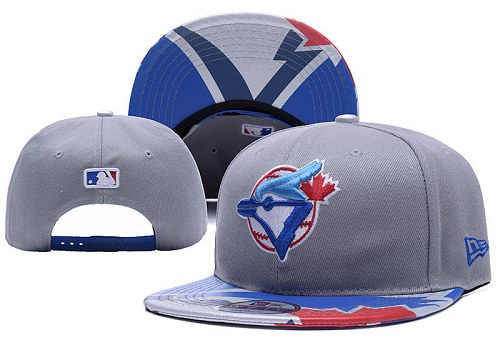MLB Toronto Blue Jays Stitched Snapback Hats 028