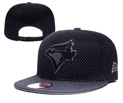 MLB Toronto Blue Jays Stitched Snapback Hats 030