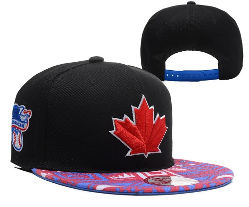 MLB Toronto Blue Jays Stitched Snapback Hats 031