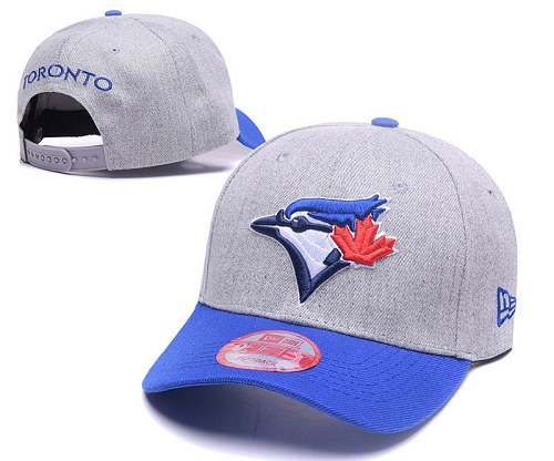 MLB Toronto Blue Jays Stitched Snapback Hats 032