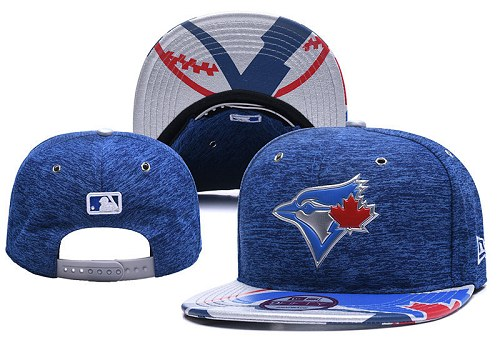 MLB Toronto Blue Jays Stitched Snapback Hats 036