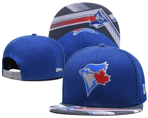 MLB Toronto Blue Jays Stitched Snapback Hats 037