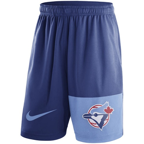 MLB Men's Toronto Blue Jays Nike Royal Cooperstown Collection Dry Fly Shorts